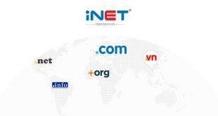 Đăng ký tên miền uy tín tại iNET